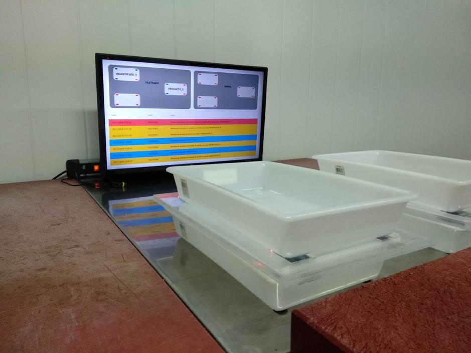 (Proyecto I+D)  Sistema de trazabilidad 4.0 para pymes del sector cárnico asturiano